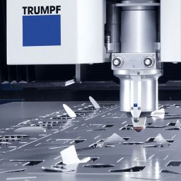 Fiber laser by trumpf